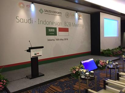 Saudi trade mission to Indonesia