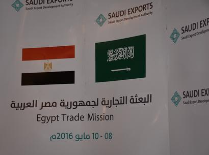 Saudi trade mission to Egypt